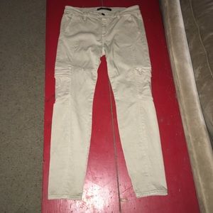 Joes jeans- kaki size 40 with Cargo style pockets